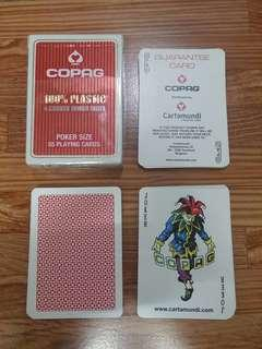 Copag Playing Cards (Poker size)