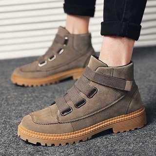 Men's Euro Style Winter High Cut Boots 🥾