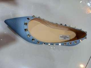 Original Valentino in powder blue