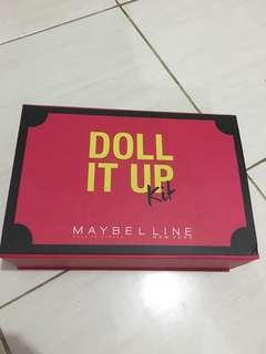 Doll it up kit box
