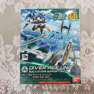 HG Diver Ace Unit