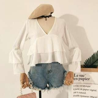 Purity Blouse