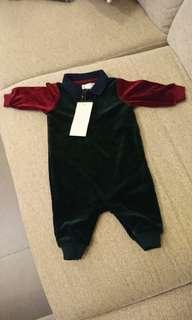 全新 Ralph Lauren Polo BB 連身衣 3個月 newborn