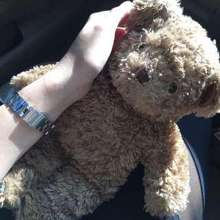 Teddy House Bear Toby Original sz 12
