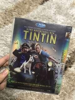 Adventures of Tintin CD
