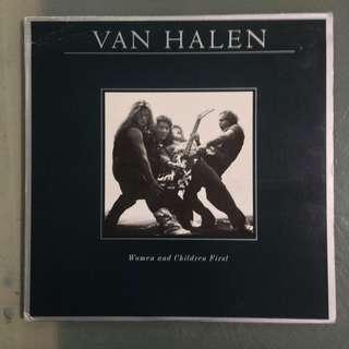 Lp Van Halen (Women & Children) vinyl record