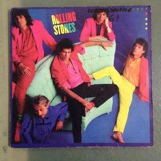Lp Rolling Stones (Dirty Work) vinyl record