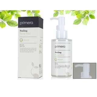 (買4支包順豐) exp.2021 Primera Facial Mild Peeling 純天然潔面去角質啫喱 150ml