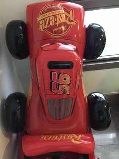Intex Disney Cars Swimming Float Lightning McQueen Inflatable ride on car