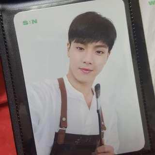 [WTT] Monsta X Shownu The Connect PhotoCard