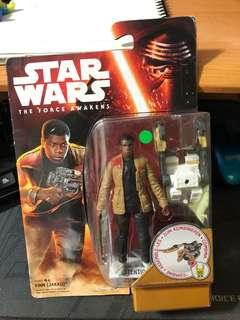 Star Wars the force awakens Finn Figure