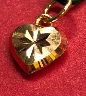 Special Gift for someone special ? - 916 Gold Heart to Heart Connections 💚💚❤️❤️💚💚❤️❤️