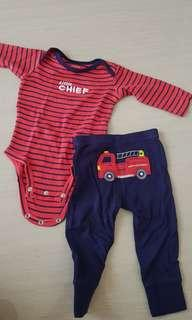 CARTERS BAJU BAYI, BABY CLOTHES