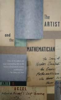 The Artist and the Mathematician (Non-fiction bestseller paperback)