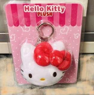 Sealed Hello kitty plush ezlink charm ez-charm