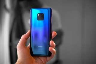 1 day old huawei mate 20 pro