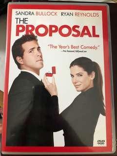 The proposal (Sandra bullock)