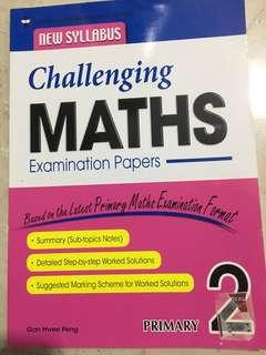 Challenging math exam papers