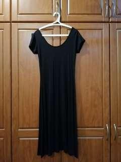 CASUAL DRESS: Little Black Dress