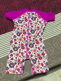 Baby Swim Suit size 1 (suitable for 12mths)