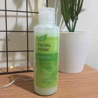 Larissa Facial Foam GREEN TEA