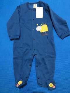 🚚 嬰兒包腳連身衣