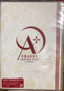 [BN] Arashi Around Asia* in Dome