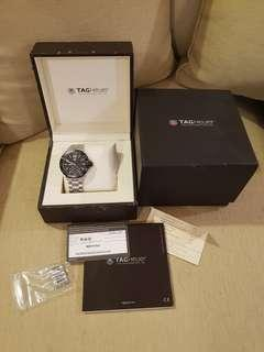 Tag Heuer F1 Grande Date Watch Authentic