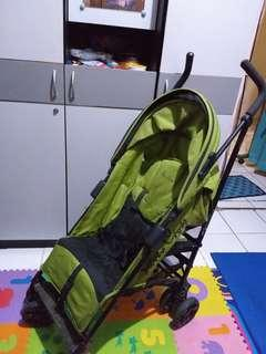 Stroller silver cross ex mother care