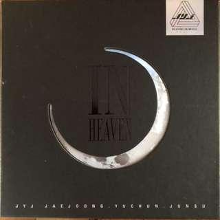 JYJ In Heaven album