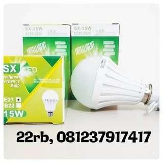 Lampu led emergenci