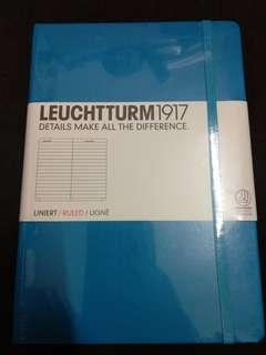 Leuchtturm1917 A5 Lined Notebook
