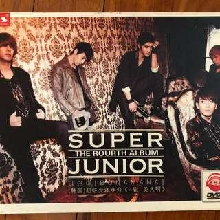 Super Junior Bonamana album