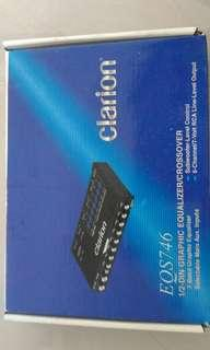 Clarion preamp