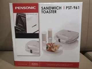 Pensonic Sandwich Maker toaster new