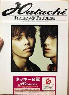Takki & Tsubasa 1st album - Hatachi