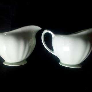 J&G Meakin Creamer Pot