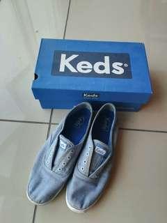 Keds Light Blue Sneakers