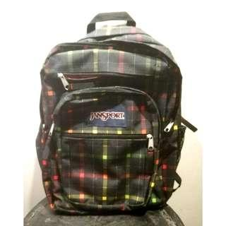 Bnew Jansport Checkered Backpack