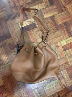 Brand New Parisian Bucket Bag
