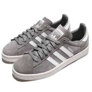 adidas Originals Campus 灰色