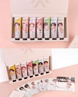Monsta X Tony Moly hand cream