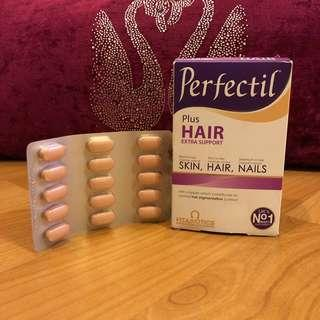 Perfectil Plus Hair Extra Support Skin , Hair and Nails