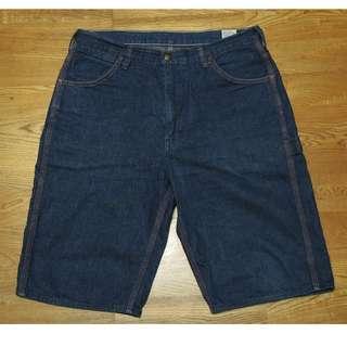 orSlow Painter short denim 復古 畫家 短褲 短 牛仔褲 夏天 輕磅數 薄型