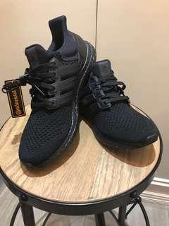 d91ba71bbea13 Adidas Ultraboost 1.0 first triple black  CarousellSneakerFest
