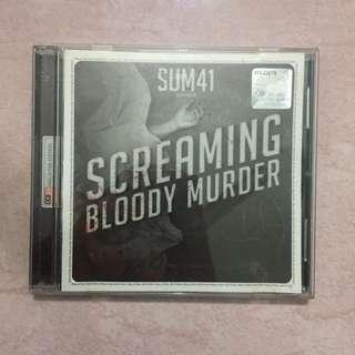 Sum 41 - Screaming Bloody Murder (2011) [Malaysia Edition]