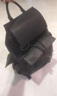 Out of season PEDRO black backpack