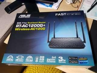 Asus Router RT-AC 1200G+