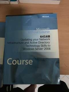 Microsoft - 6414B & 5118A course