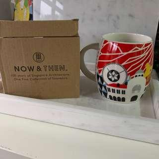 Now & then singapore architecture collection cup